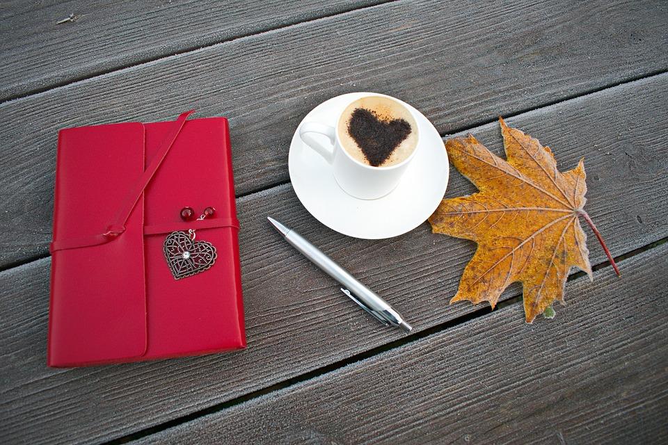 Guten Morgen Kaffee Blatt Kostenloses Foto Auf Pixabay