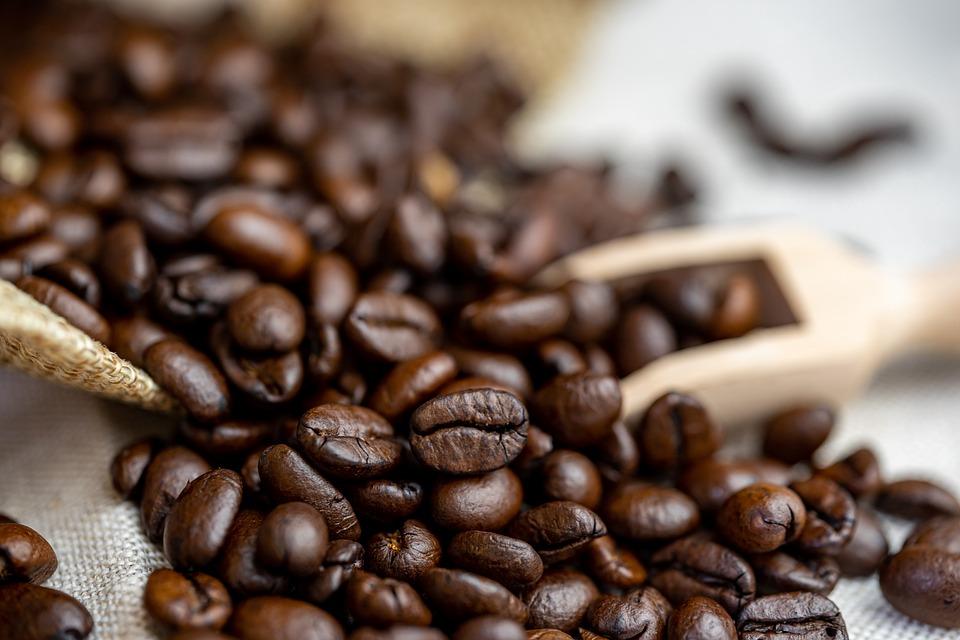 Coffee Beans, Coffee, Caffeine, Beans, Food, Aroma