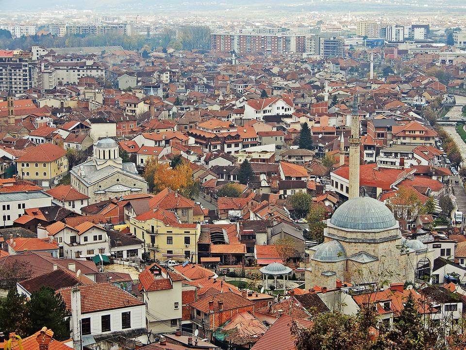 Kosovo, Pristina, Stadt