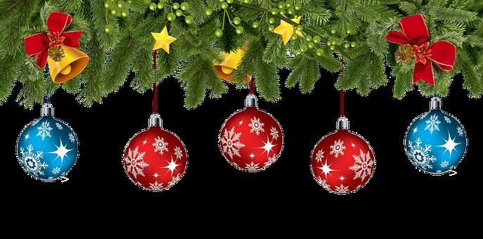 Bombka, Ornament, Dekoracji, Święta