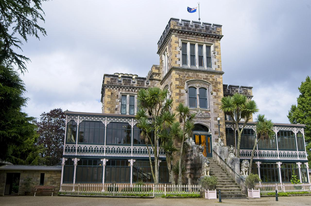 Larnach Castle Dunedin New Zealand - Free photo on Pixabay