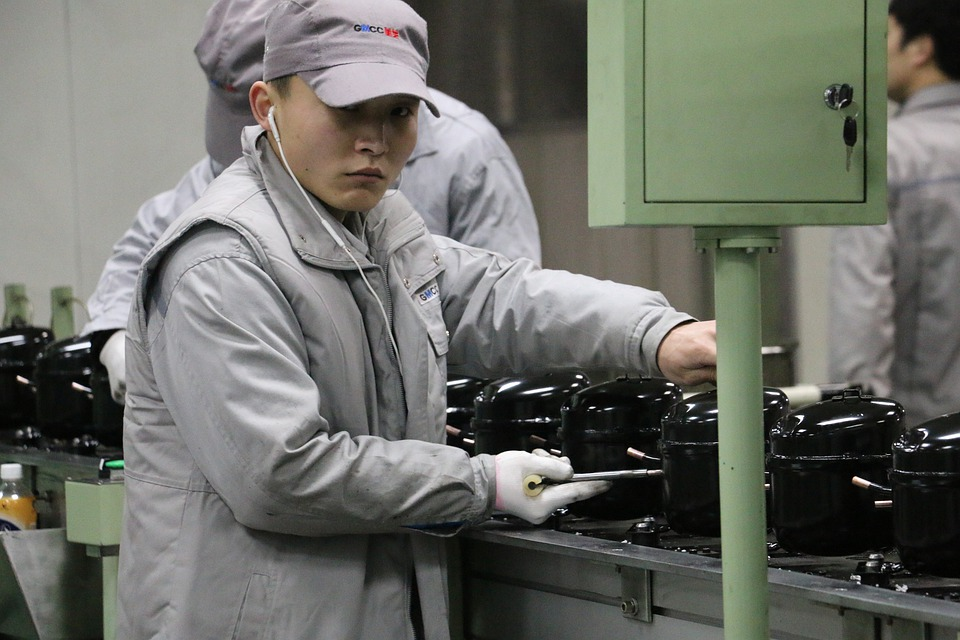 Image result for factory worker