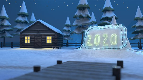 New Year, 2020, Celebrate, Party
