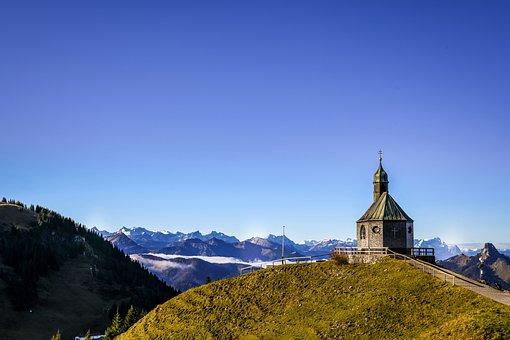 11 tolle Reiseziele in Oberbayern - Wallbergkirchlein