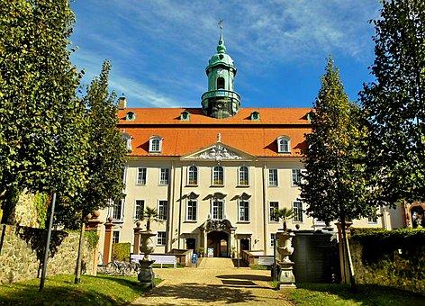 Castle Lichtenwalde, Barockschloss