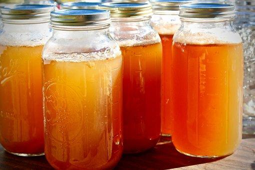 Apple Cider, Homemade, Apple, Cider