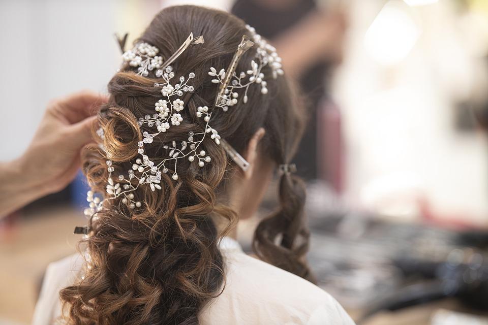 Bridal, Wedding Dress, Model, Human, Expression
