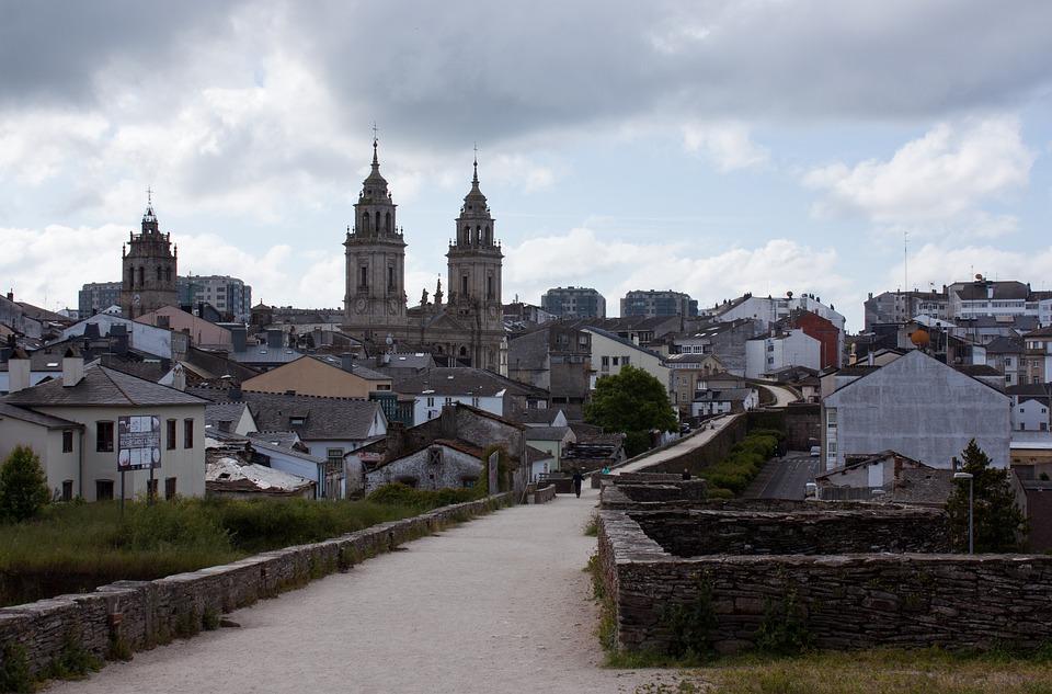 Muralla De La Ciudad, Lugo, Jakobsweg, Iglesia
