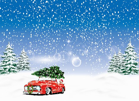 christmas snowy background 4682676  340