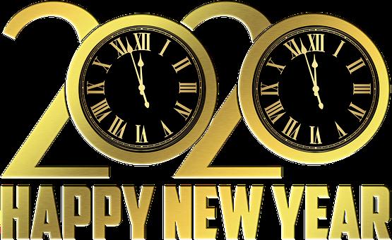 New Year status 2020