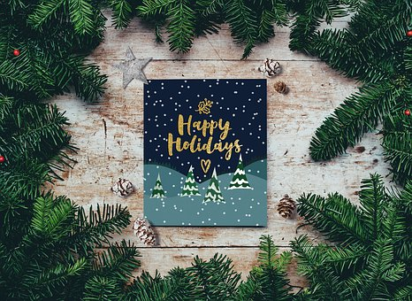 Merry, Christmas, Merry Christmas