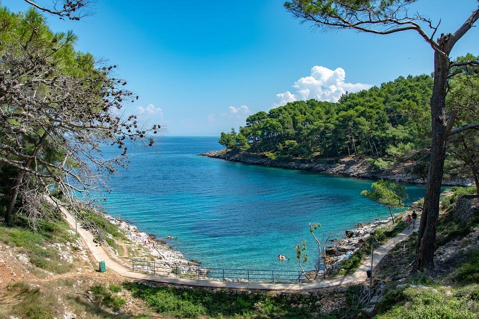 Cres Croatian island