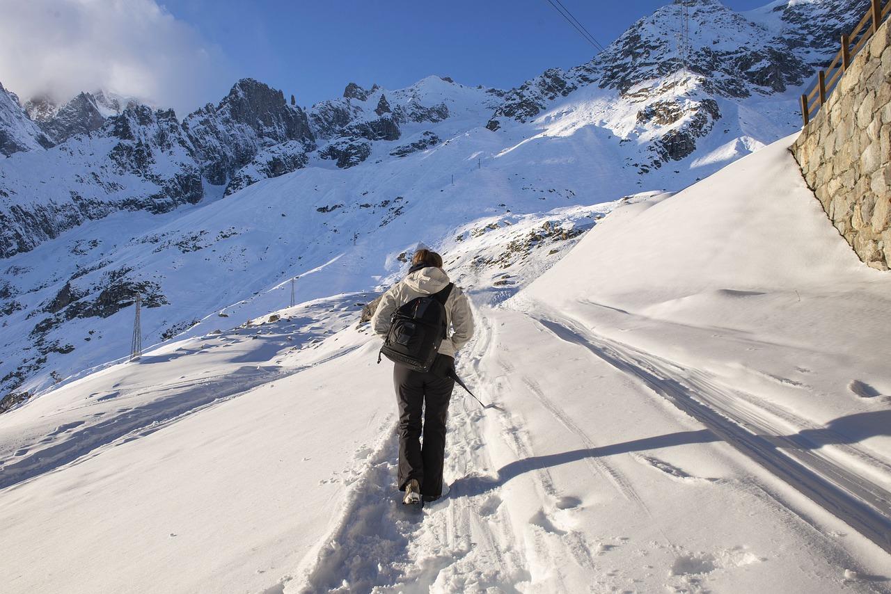 Snow Walking Neve - Foto gratis su Pixabay
