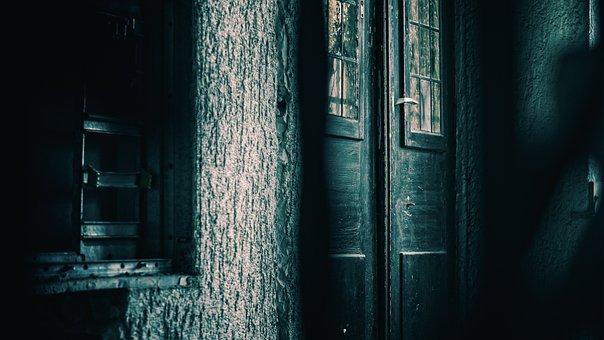 House, Horror, Fear, Creepy, Weird