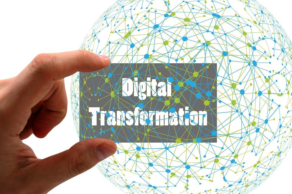 Digitalisierung Transformation Kostenloses Bild Auf Pixabay