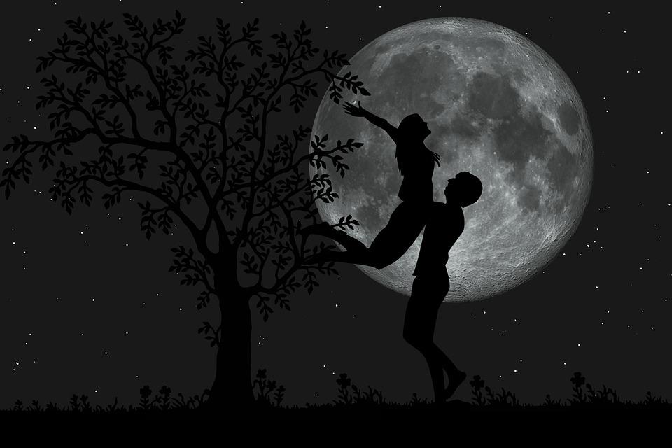 Love, Romantic, Romantic Night, Romance, Couple