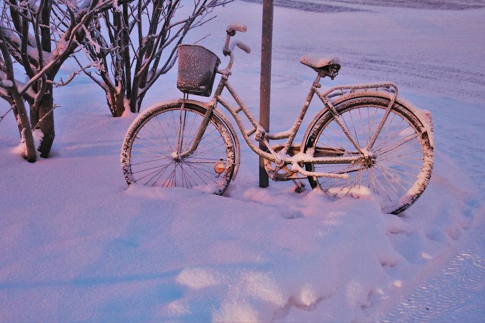 snow,bike,
