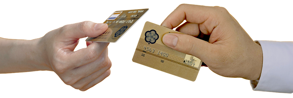 Main, Carte Bancaire, Banque, Entreprise