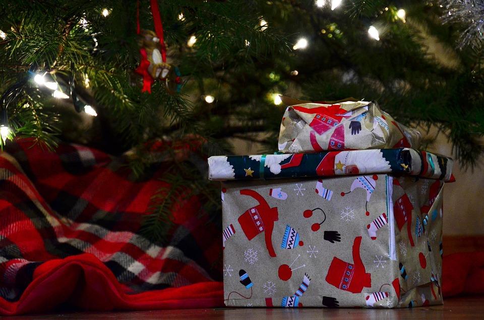 Gifts, Christmas, Morning, Birthday, Gift, Presents