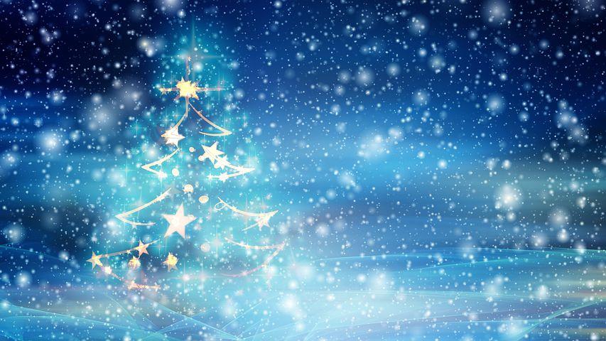 Tło, Streszczenie, Boże Narodzenie