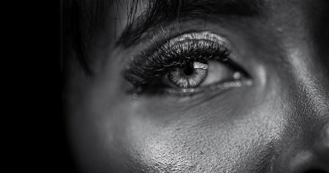 Eye, Eyes, Face, Portrait, Woman, Girl