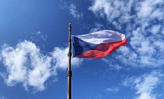 The Flag Of The, Czech Flag