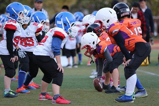 Football, Athletes, American Football