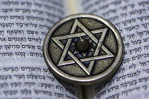 Etoile De David, Emblème, Bible Juive