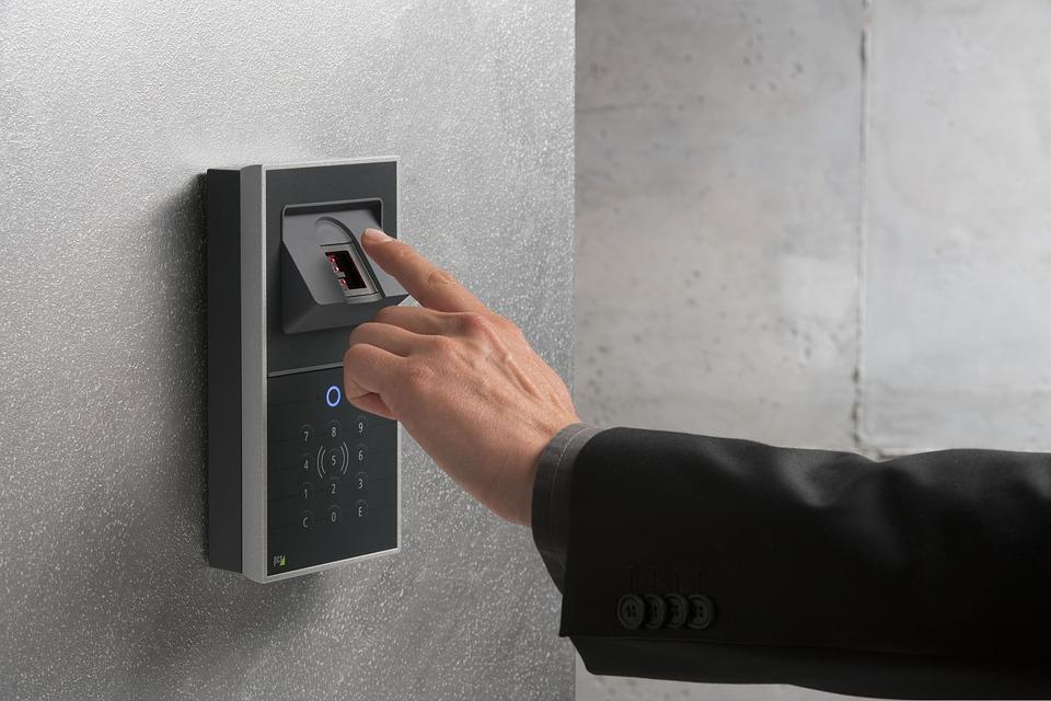 Fingerprint, Sensor, Access With Fingerprint