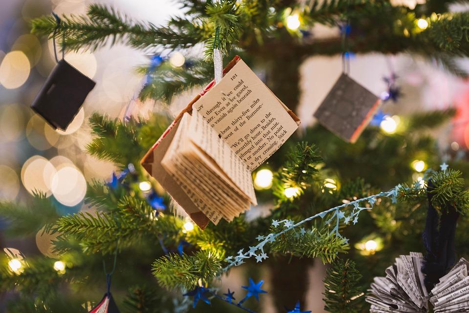 Zweig, Feiern, Weihnachten, Christbaumschmuck