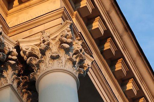 Architektur, Alte, Historisch, Denkmal