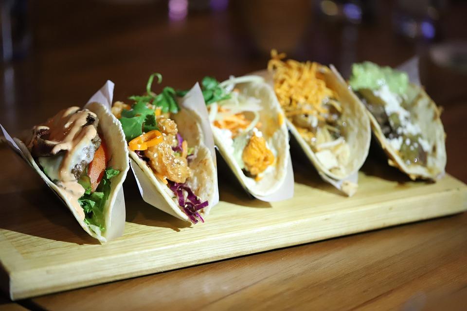 Taco, Meksikon, Tortilla, Ruoka