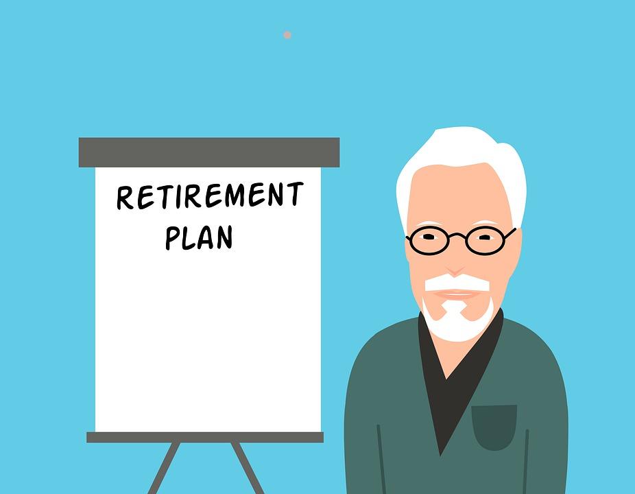 Retirement, Man, Age, Senior, Insurance, Elderly