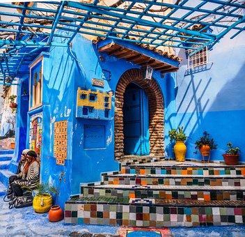 Chaouen, Marruecos, Pueblo Azul, Viajar