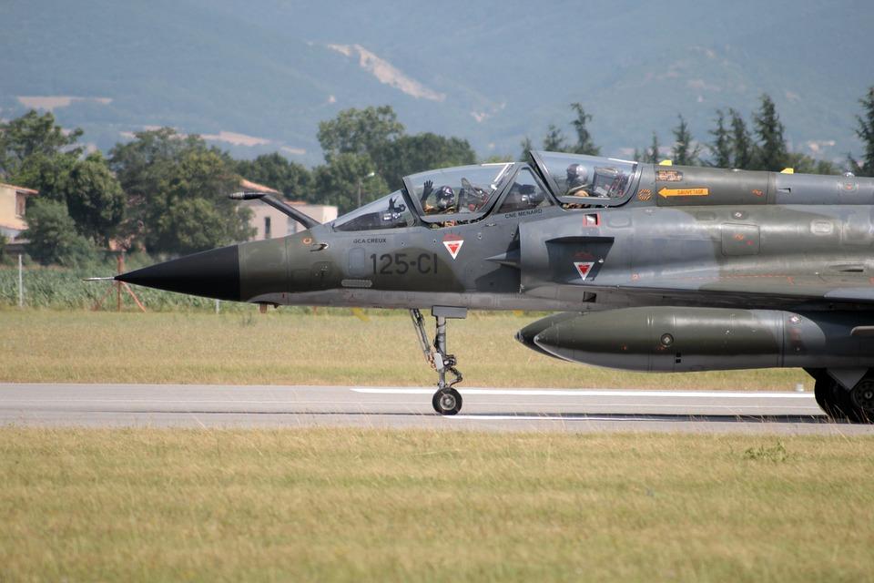 蜃気楼2000, 戦闘機, 航空, 軍事, フライト, 防衛, Airshow, 空, 空気, ドライバー