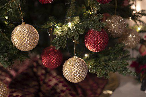 Decoration, Christmas, Lights, Holiday