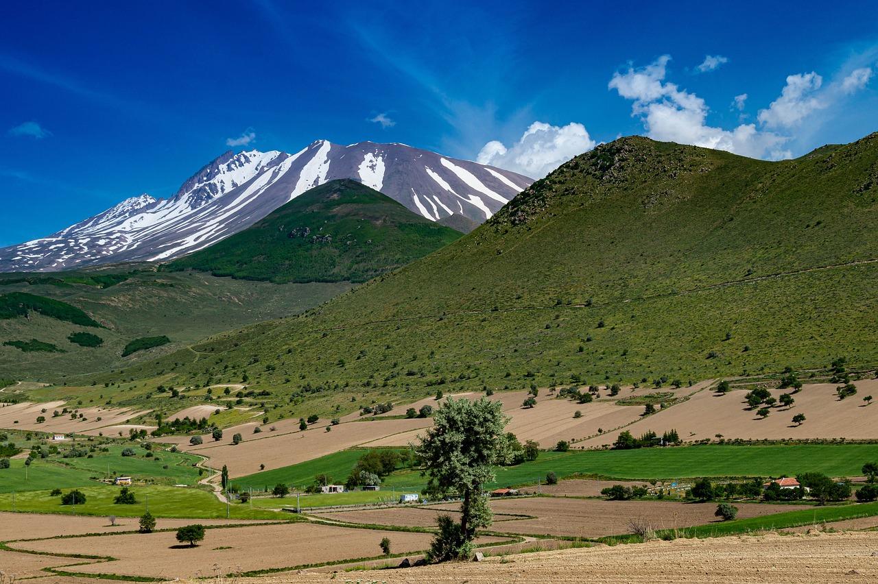 パノラマ アナトリア トルコ - Pixabayの無料写真