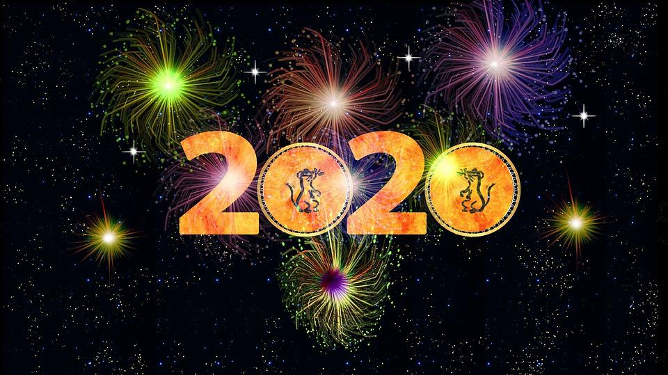 neujahrswünsche bild