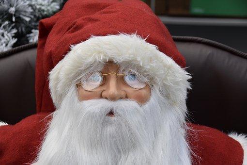 Father Christmas, Good Christmas Man