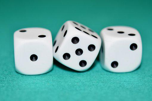 Games Dice, Of, Cube, Statistics