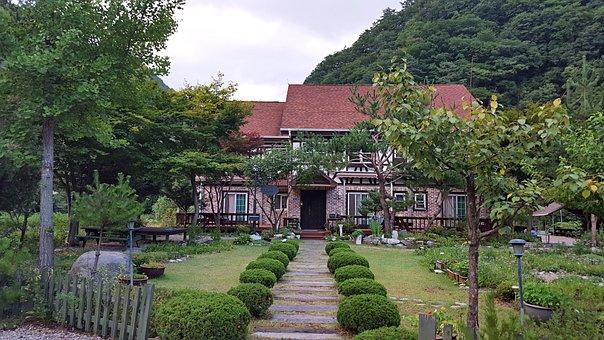 House, 年金, 家, Korea