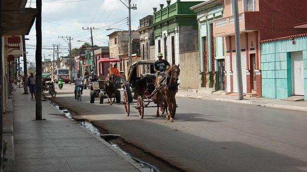 Mit dem Mietwagen durch Kuba - Straßenverkehr