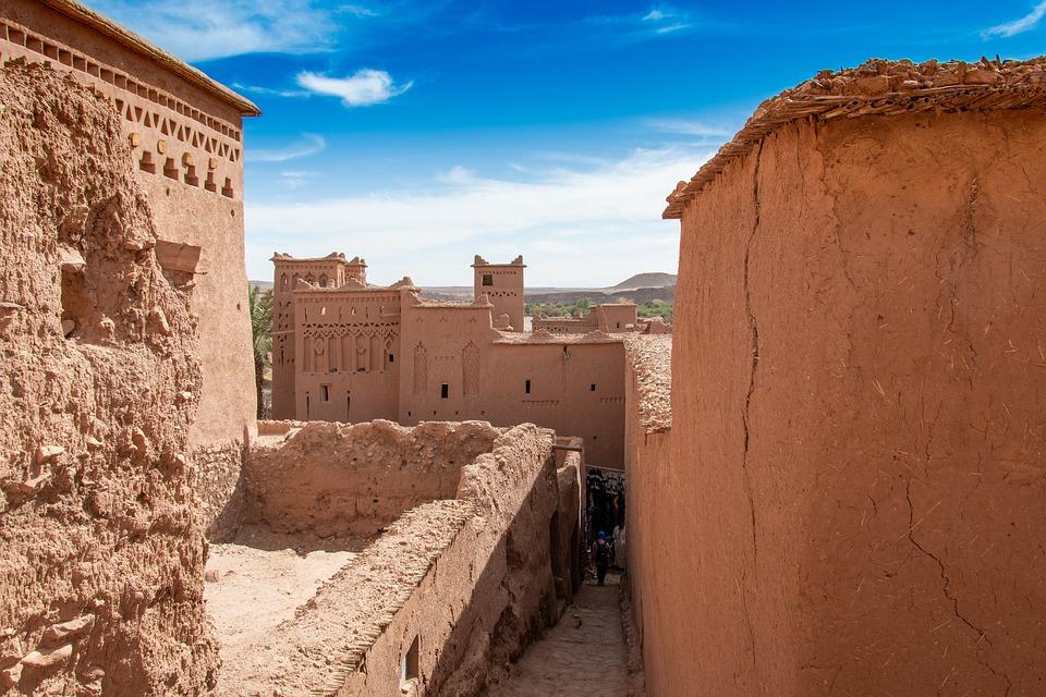 Ajt Bin Haddu, Maroc, Tour, Tourisme