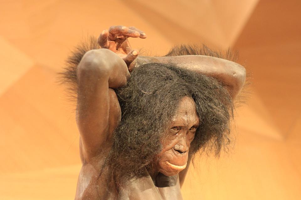 Neandertalczyk, Epoka Kamienia Łupanego, Jaskiniowiec