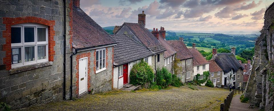 Dorset, England, Fairytale, Sunset, Nature, Building https://pixabay.com/photos/dorset-england-fairytale-sunset-4735601/