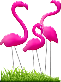 terbaru 25+ stiker dinding gambar flamingo kartun - gani