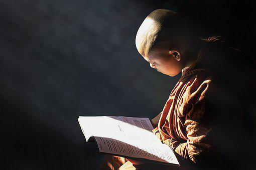 Theravada Buddhism, Novice, Samanera, Chanting, Vishuddha Chakra