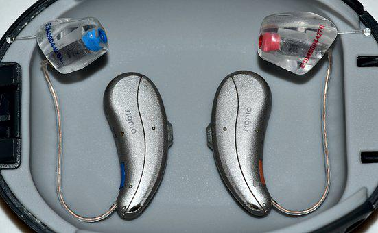 Hearing Aids, Instruments, Deafness