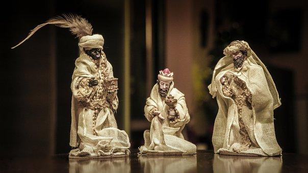 Magi, Christmas, Kings, Bible, Jesus