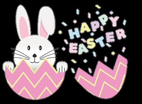 Veselé Velikonoce, Králíček